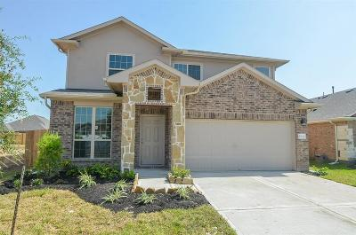 Katy TX Single Family Home For Sale: $243,268