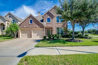 Single Family Home Pending: 3902 Stormy Orchard Court