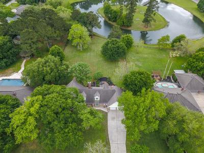 Tomball Single Family Home For Sale: 18811 N Roselake Drive