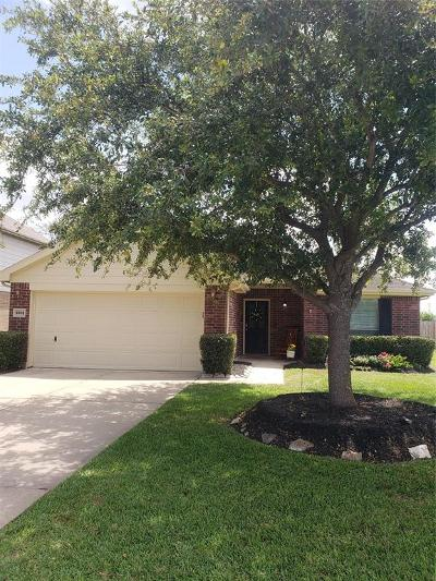 Houston Single Family Home For Sale: 9302 Aberdeen Lake Drive