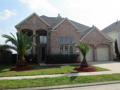 Manvel Single Family Home For Sale: 57 Terra Bella Drive