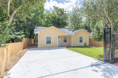 Houston Single Family Home For Sale: 2914 Staples Street