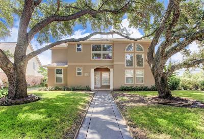 Houston Single Family Home For Sale: 5663 Lymbar Drive