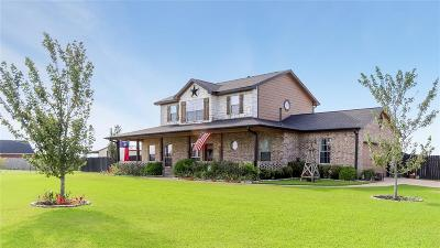 Sealy Single Family Home For Sale: 2655 Settlers Way Drive