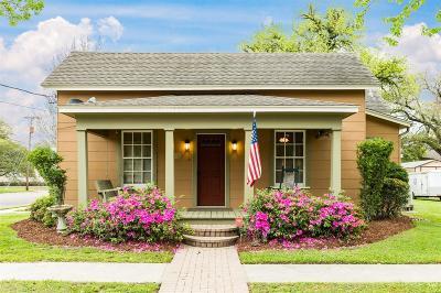 Alvin Single Family Home For Sale: 303 S Hood Street