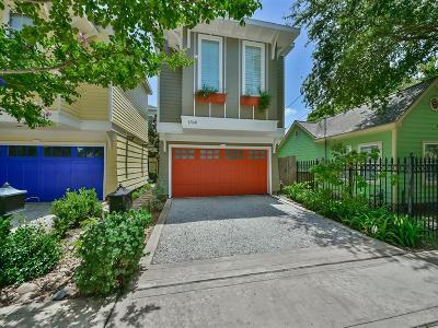 Houston Single Family Home For Sale: 1340 Nashua Street