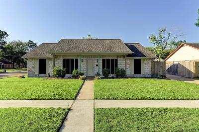 Deer Park Single Family Home For Sale: 1014 Patricia Drive