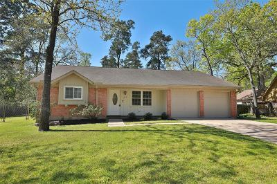 Conroe Single Family Home For Sale: 219 Hollywood