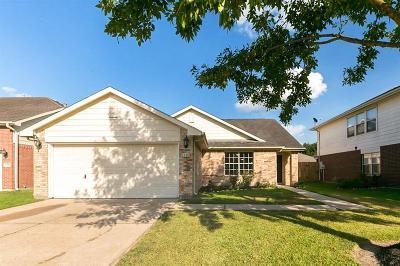 Rosenberg Single Family Home For Sale: 1307 Divin Drive