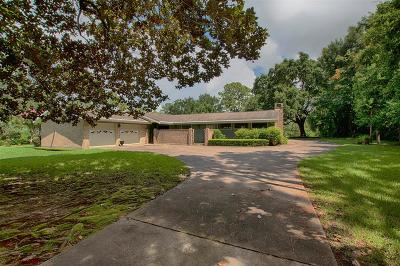Dickinson Single Family Home For Sale: 3107 Hughes Road