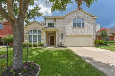 Manvel Single Family Home For Sale: 3031 Rancher Hollow Court