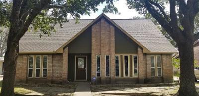 Houston Single Family Home For Sale: 9814 Sageaspen Lane
