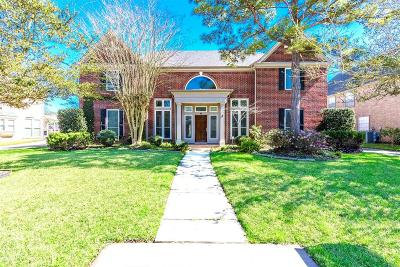 League City Single Family Home For Sale: 2730 Masters Drive