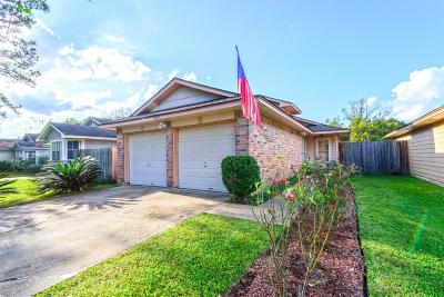 Tomball Single Family Home For Sale: 11814 Westlock Drive