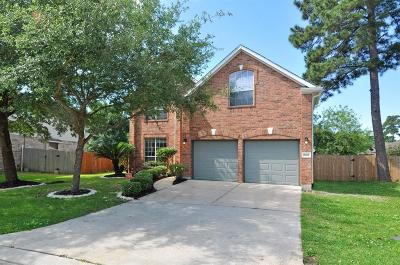Humble Single Family Home For Sale: 8702 Sailing Drive