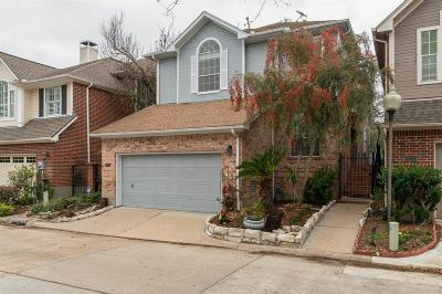 Houston Single Family Home For Sale: 12842 Kingsbridge Lane