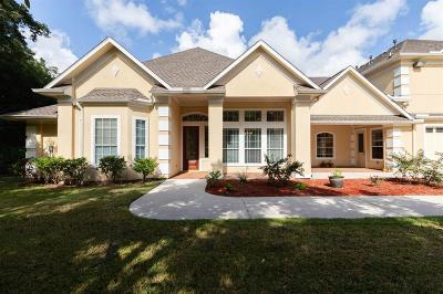 Brookshire Single Family Home For Sale: 36215 County Line Road