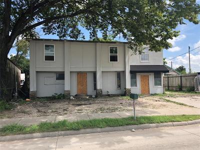 Houston Multi Family Home For Sale: 813 Little York Road
