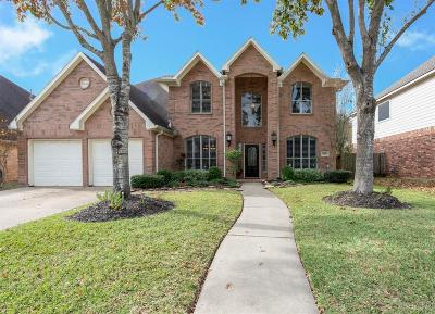 Katy TX Single Family Home For Sale: $382,000