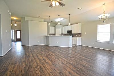Alvin Single Family Home For Sale: 380 Ward Lane