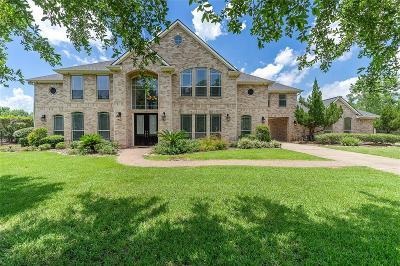 Missouri City Single Family Home For Sale: 4410 Pine Landing Drive SE