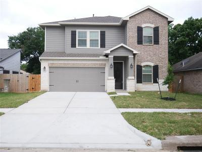 Katy Single Family Home For Sale: 2511 Raintree Village Drive