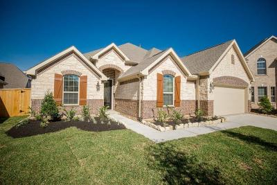 Richmond Single Family Home For Sale: 6107 Crested Song Circle