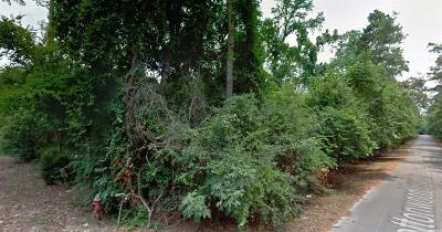 The Woodlands Residential Lots & Land For Sale: 24406 Cottonwood Cove Lane
