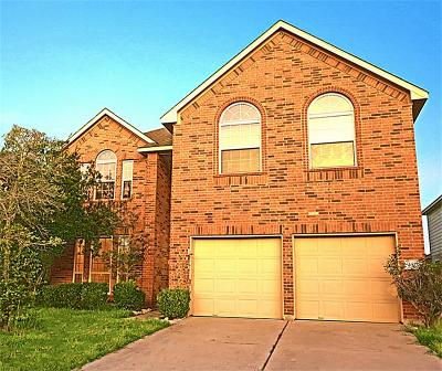 Single Family Home For Sale: 3923 Markspring Lane