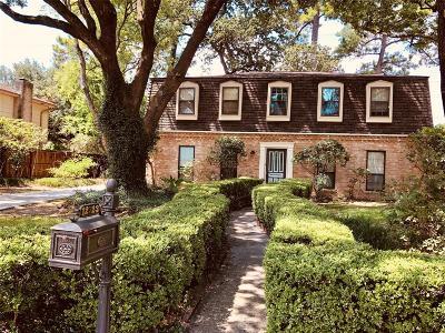 Single Family Home For Sale: 12723 De Forrest Street