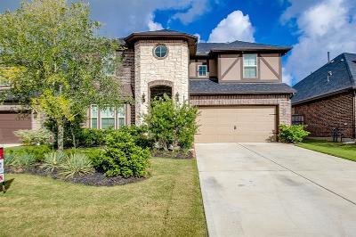 Fulshear Single Family Home For Sale: 28014 Laurel Garden Lane