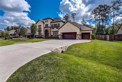 Conroe Single Family Home For Sale: 2123 Barton Woods Boulevard