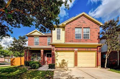 Missouri City Single Family Home For Sale: 5834 Kenwood