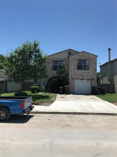 San Antonio Single Family Home For Sale: 3655 Cameron Springs