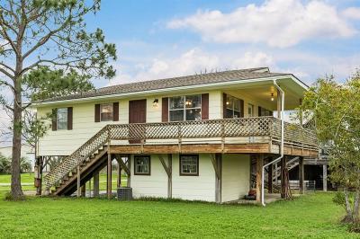 Brazoria Single Family Home For Sale: 5611 County Road 868c