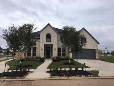 Missouri City Single Family Home For Sale: 5518 Westin Way