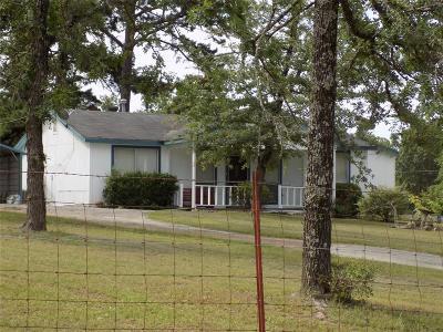 Trinity County Single Family Home For Sale: 139 Flynn