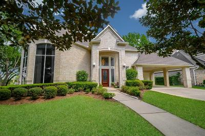 Sugar Land Single Family Home For Sale: 3903 Deer Run Bend