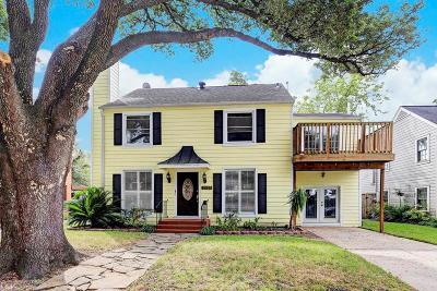 Houston Rental For Rent: 2321 Sheridan Street