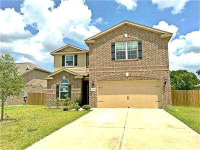 Richmond Single Family Home For Sale: 4831 Monarch Falls Lane