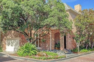 Houston Single Family Home For Sale: 1311 Winrock Boulevard
