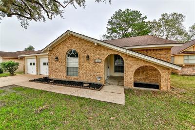 Pasadena Single Family Home For Sale: 4023 Danpree Street