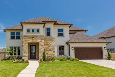 Sugar Land Single Family Home For Sale: 6010 Nowlands Run Lane