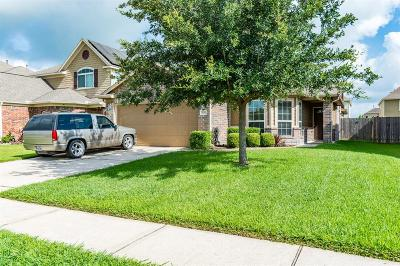 Baytown Single Family Home For Sale: 5311 Espuela Lane Lane