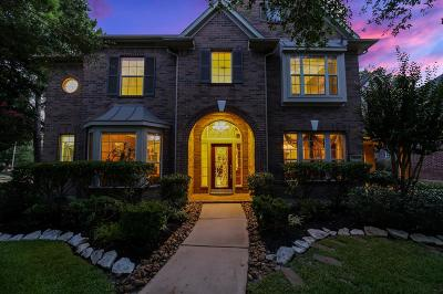 Cinco Ranch Single Family Home For Sale: 2714 Shannon Forest Court