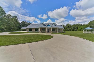 New Caney Single Family Home For Sale: 17282 Northcrest Circle