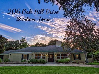 Washington County Single Family Home For Sale: 206 Oak Hill Drive