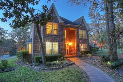 Conroe Single Family Home For Sale: 30 Royal Dalton Circle