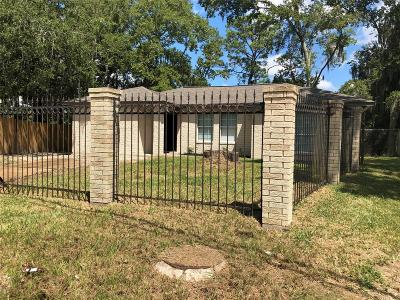 Houston Single Family Home For Sale: 9239 Mirawood Street