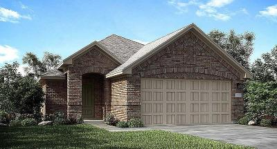 New Caney Single Family Home For Sale: 18873 Genova Bay Court